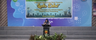 SMAN Sumatera Selatan Menjadi Tuan Rumah NSDC dan LDBI Kota Palembang